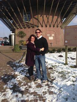 London AM windmill couple