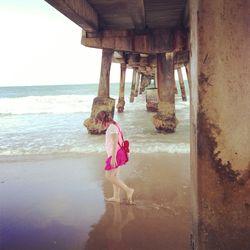 2 sisters beach FT LAUD explore