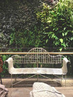 London 13 Anthro bench