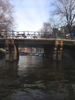 London 13 Am bridge