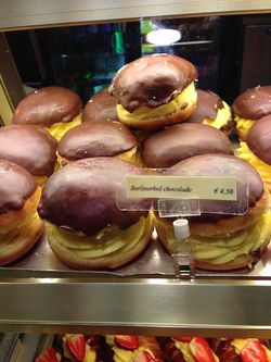 London 13 Am desserts