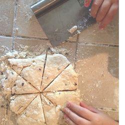 House scones test